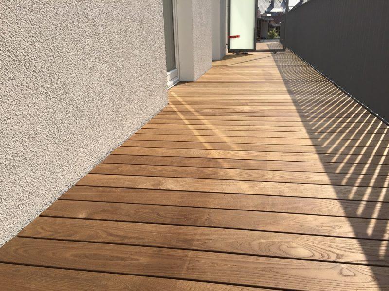 Balkon- und Terrassenarbeiten